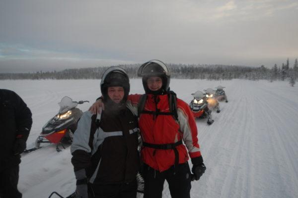 2014 Laponia zimą-2
