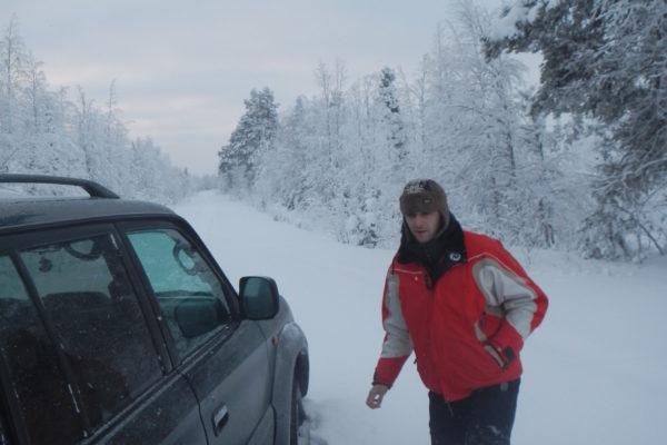 2014 Laponia zimą-7